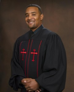 Minister Keith Vereen