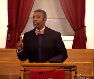 Pastor Keith Vereen